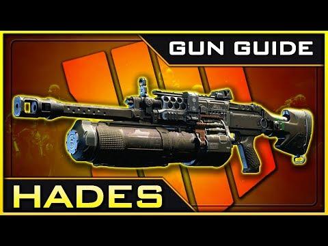 HADES Stats & Best Class Setups!   Black Ops 4 Gun Guide #10