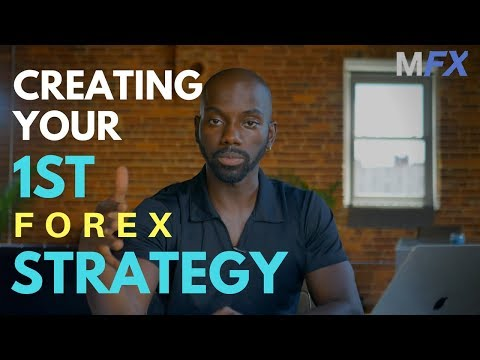 FOREX TRADING STRATEGIES pt.1 | How to Start