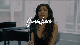 Somewhere Gabrielle Mariella (West Side Story) Cover