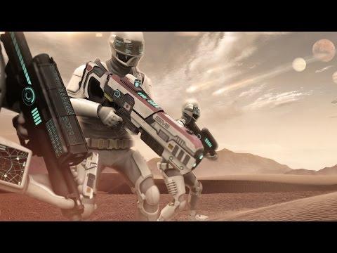 Future Weapons - futuristic sci-fi weapon sound effects