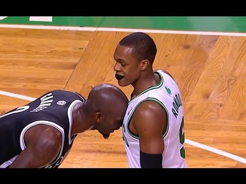 Rajon Rondo 13 pts,8 reb,8 ast vs Brooklyn Nets 1/26/2014 - Full Highlights - [HD]