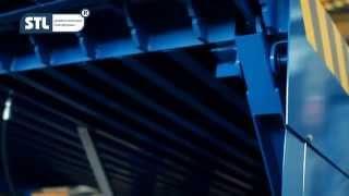 видео Блок управления уравнительной платформой (с выдвижной аппарелью)