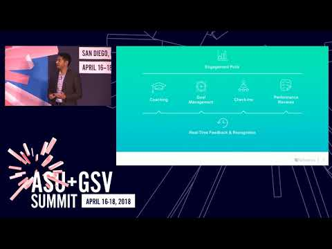 ASU GSV Summit: Thought Leaders: Liulishuo