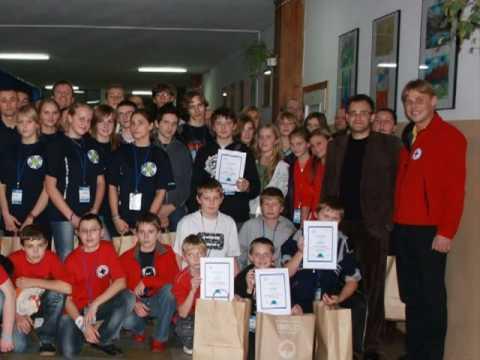 Finał akcji profilaktycznej WOPR - Błękitny Patrol 2009 - Szczecin