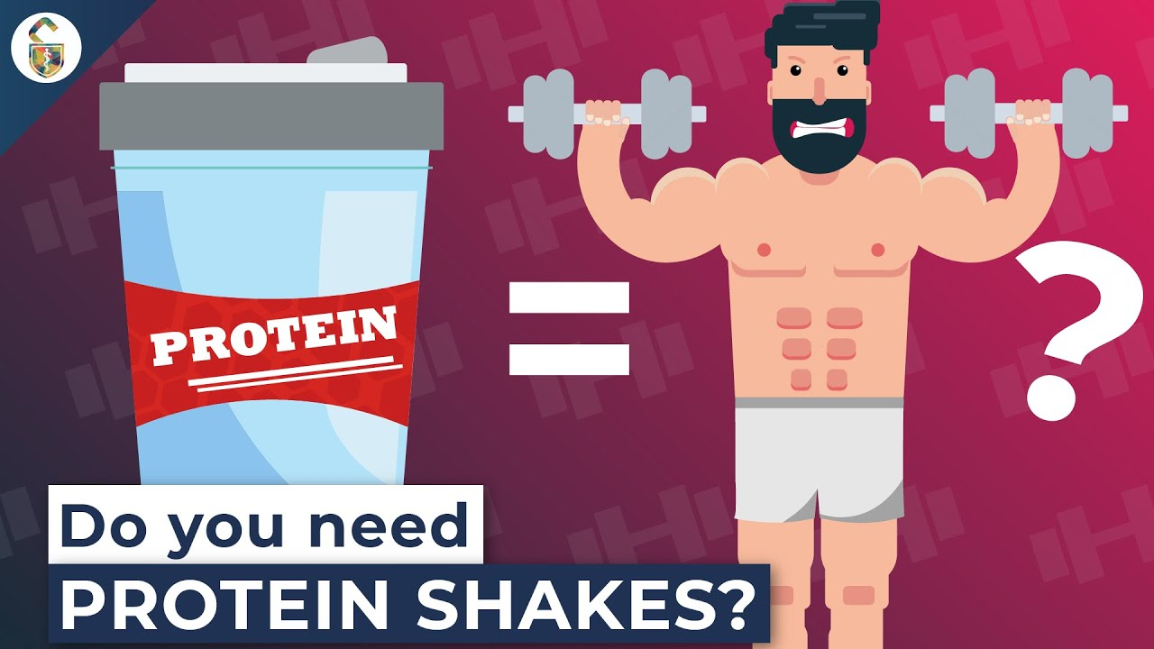 <div>Does Protein Powder Work? (Spoiler: YES, but there's a catch)</div>