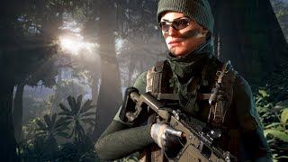 Ghost Recon: Wildlands PVP - The Quiet Killer
