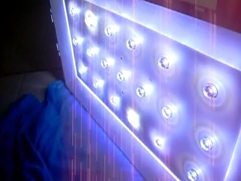memodifikasi / mengganti led strip backlight LED TV dengan led satuan thumbnail