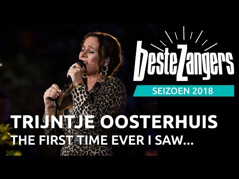 Trijntje Oosterhuis - The first time ever I saw your face | Beste Zangers 2018