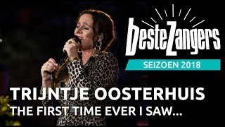 Trijntje Oosterhuis The first time ever I saw your face | Beste Zangers 2018