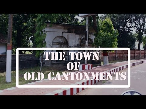 BARRACKPORE   THE TOWN OF OLD CANTONMENTS   ROYAL ENFIELD   EXPLORING WEST BENGAL #2