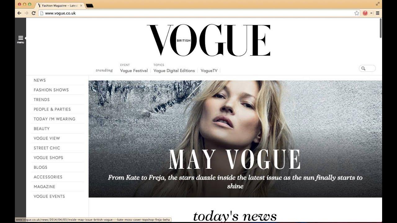 Vogue Dinosaur Hack!