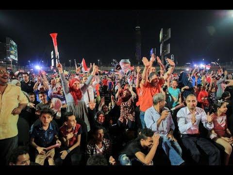 مصر تفوز على زيمبابوي في إفتتاحية البطولة  - 20:54-2019 / 6 / 23