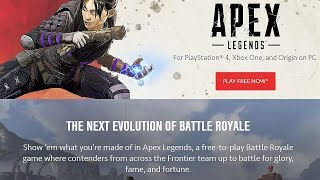 How to Download & Install Apex Legends on Windows 10 | Hindi