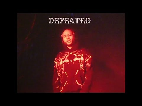 Fabian Secon - Defeated (Official Music Video)