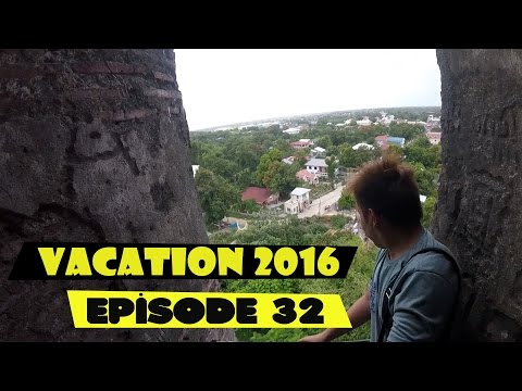 Vigan and Bantay Bell Tower Ilocos Sur Travel Vlog