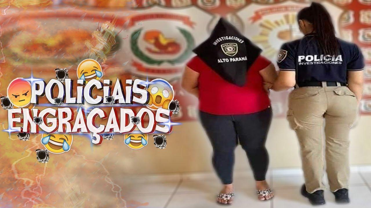 POLICIAIS ENGRAÇADOS 5▼VIDEOS ENGRAÇADOS 2021▲10 MINUTOS DE ZUEIRA