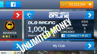 Dream league soccer 17| 2017 hack latest update | unlimited money and gold coins 100% working