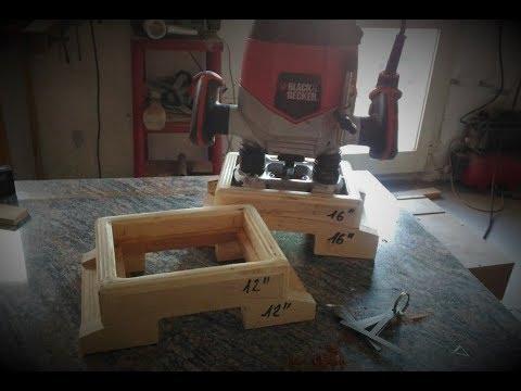 how to build a fretboard radius jig radiusing fretbard youtube. Black Bedroom Furniture Sets. Home Design Ideas