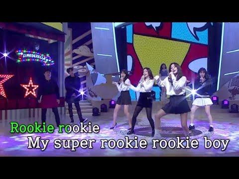 [Live] 레드벨벳(Red Velvet) - Rookie