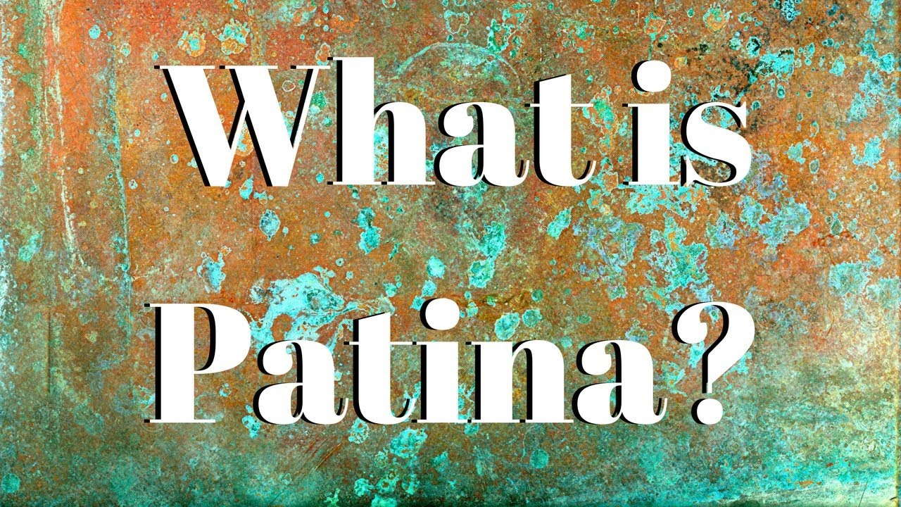 Download What Is Patina?