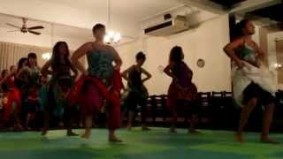 Danzas Afrobrasileras-Afrocubanas Ebadú - COCO//MAKUTA