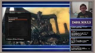 Душный стрим 12 Dark Souls С первым мечем