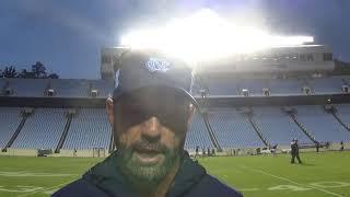 North Carolina Tar Heels Larry Fedora 10 10 2018
