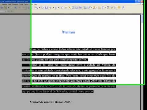 Do para arquivos como converter word pdf
