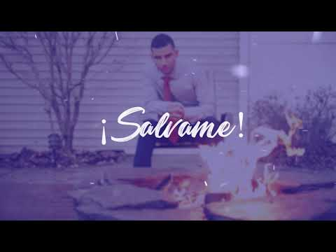Salvame | Carlos Diaz [LYRIC VIDEO]