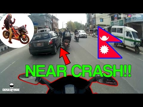 LONG TIME NO SEE?! | KTM RC 200 | NEPAL | MOTOVLOG [EP#27]