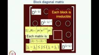 Mod-01 Lec-11 Angular Momentum in Quantum Mechanics CGC matrix