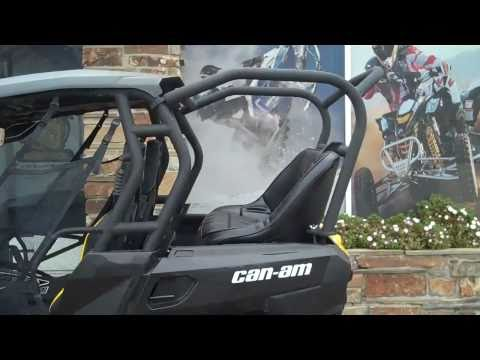 Can-am Commander  Back Seat And Roll Cage Kit  Www.utvma.com