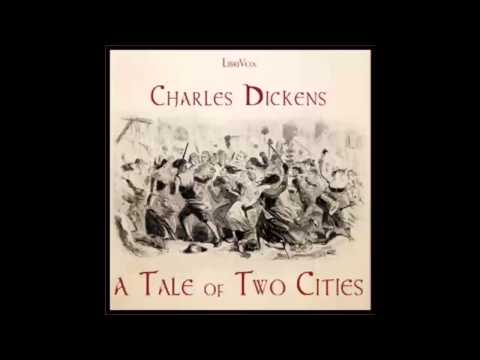 A Tale of Two Cities by Charles DICKENS (FULL Audiobook)