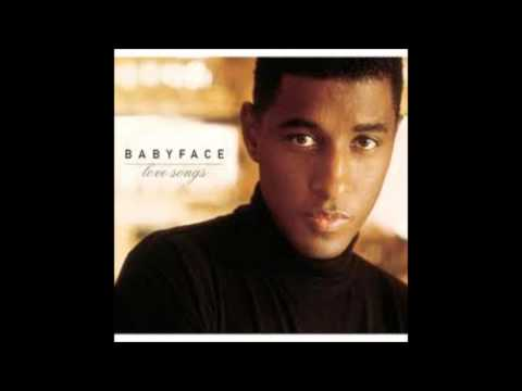 babyface good to be in love