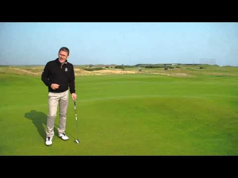 How to Play the Old Course with Steve North - Hole 2 - Dyke