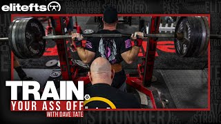 Download Lagu Training Heavy Squats - Train Your A$$ Off with Dave Tate mp3