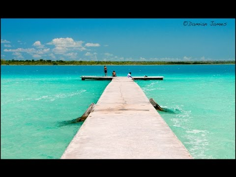 Chetumal & Laguna de Bacalar, Laguna de 7 colores, con Ana Mari Irabien