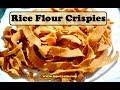 दीपावली के व्यंजन-चावल के आटे से बने स्वादिष्ट कुरकुरे |Killupakodam-Rice Flour Ribbons | Limetrails