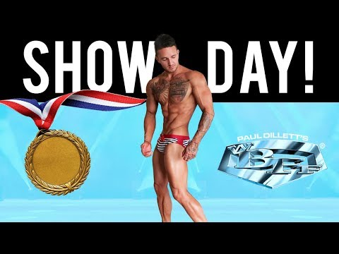 SHOW DAY | WBFF Australia 2018 | How It All Went Down!!