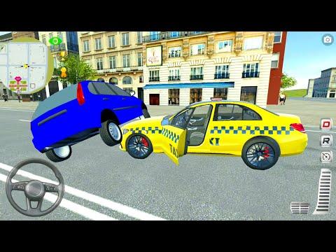 Taxi Police Car