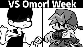 VS OMORI Full Week + Reference [HARD] - Friday Night Funkin' Mod