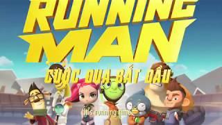 (Official Trailer) RUNNING MAN | KC 19.04.2019
