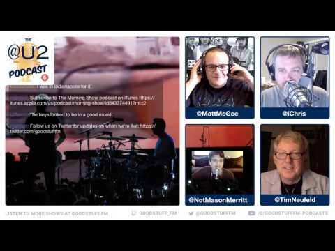 @U2 Podcast Episode 60: What's Under Adam Clayton's Kimono?