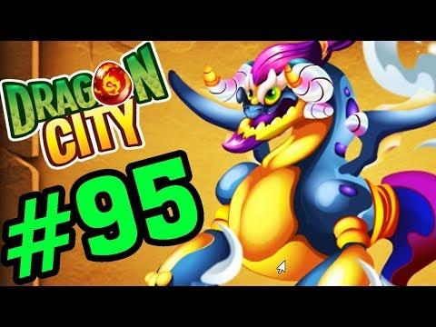 DRAGON CITY - RỒNG THẦN ĐÈN - GAME NÔNG TRẠI RỒNG #95