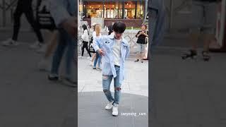 180515 이태영 taeyeong 홍대공연 / INFINITE (인피니트) - tell me (텔미)  2차