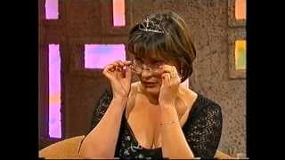 lorraine kelly on the grahan norton show