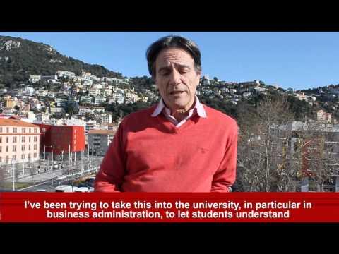 Université Nice MBA Faculty Alain Tobelem