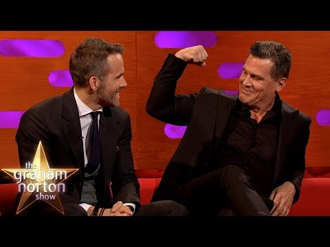 Ryan Reynolds & Josh Brolin Talk Deadpool 2, Avengers & Goonies  The Graham Norton