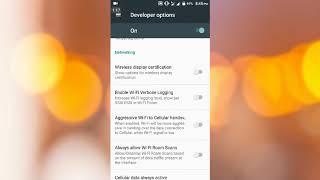 আপনার ফোনের নেট স্পিড বারিয়ে নিন 1 মিনিটেই | How to increase Internet Speed on Android Mobile