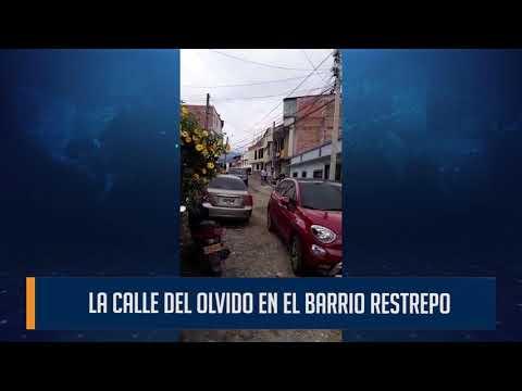Impactadas casa del barrio Restrepo por deterioro del alcantarillado